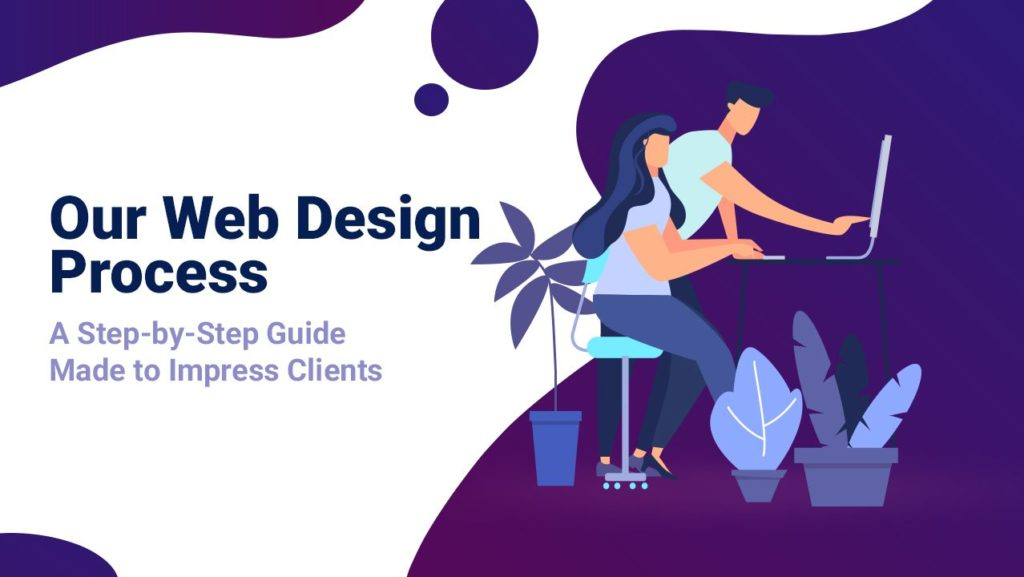 A Step-by-Step Web Design Process – Made To Impress Clients